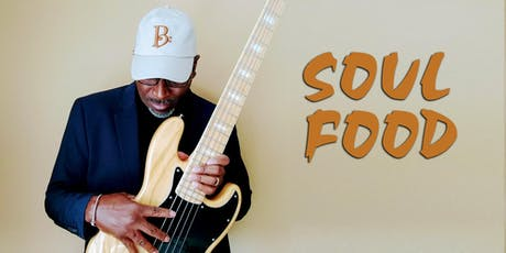 Bryan Anderson: Soul Food - CD Release Party and Concert tickets