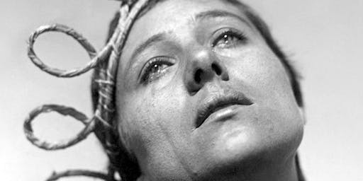 """The Passion of Joan of Arc"" (1928) Featuring Live Orchestra and Chorus"