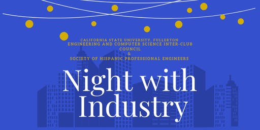 ECS- ICC and SHPE: Night with Industry
