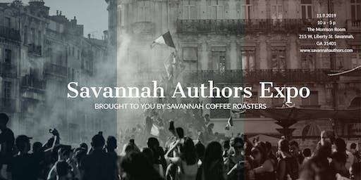 Savannah Authors Expo 2019