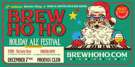 8th Annual Brew Ho Ho Holiday Ale Festival tickets