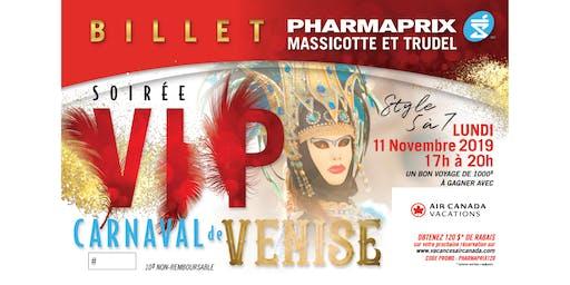 VIP Carnaval de Venise