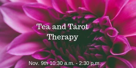 Tea and Tarot Therapy tickets