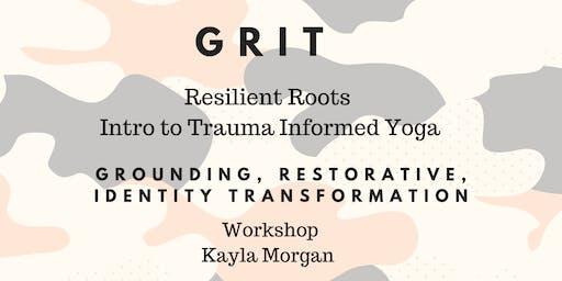Intro To Trauma Informed Yoga: Workshop