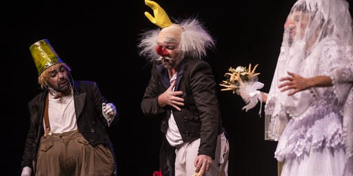 Teatro | Os palhaços de Tchékhov | Sesc Canoas