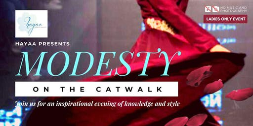 Modesty on the Catwalk