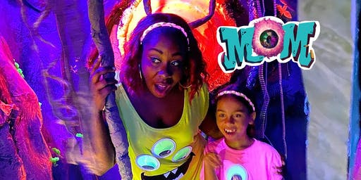 Museum of Monsters: A family friendly interactive Pop-Up
