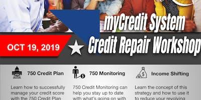 Credit Repair Workshop