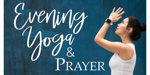 Celtic Evening Yoga and Prayer: Sundays 5:30