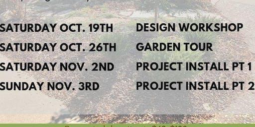 Lawn Conversion Workshop
