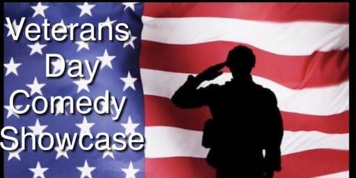 Veterans Day Comedy Showcase