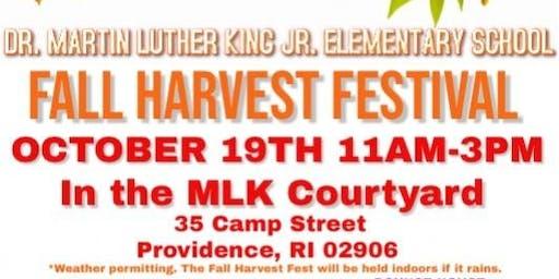 MLK Fall Harvest Festival