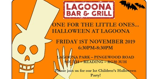 CHILDRENS HALLOWEEN PARTY AT LAGOONA PARK