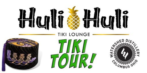 October Tiki Tour, with Watershed Distillery-2nd Seating