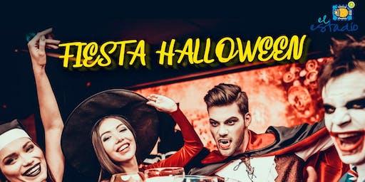 Fiesta Halloween - El Estadio