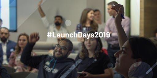 #LaunchDays2019
