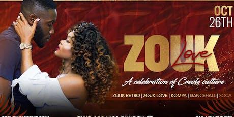 ZOUK LOVE tickets