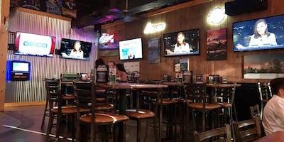 Karaoke at Sawtooth