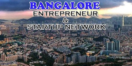 Bangalore's Biggest Business, Tech & Entrepreneur Professional Networking Soriee tickets