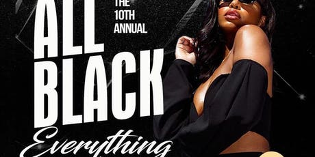 THE ALL BLACK EVERYTHING OFFICIAL SCORPIO LINK UP | EVE HTX |4617 NETT ST tickets