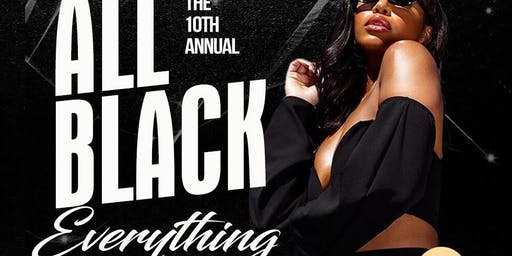 THE ALL BLACK EVERYTHING OFFICIAL SCORPIO LINK UP | EVE HTX |4617 NETT ST