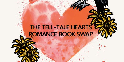 Tell-Tale Hearts Book Swap and Celebration