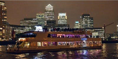 8th Annual R.E.E.B.A Awards Ceremony Networking Yacht Party~from Canary Wharf