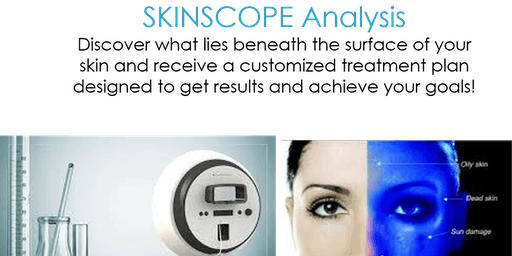 SkinCeuticals SkinScope Analysis