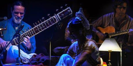 India'n Beatles Instrumental bajo las estrellas entradas