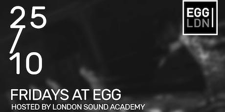 Fridays at EGG LDN - Haunted Edition tickets