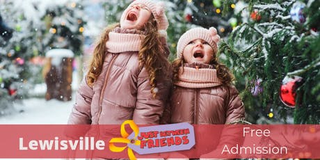 Mega Sale 4 Kids & Holiday Gift Market FREE Admission Pass | Lewisville tickets