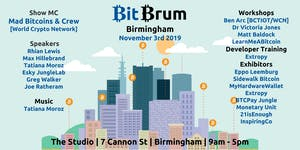 BitBrum 2019 Show & Conference