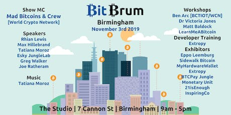 BitBrum 2019 Show & Conference tickets