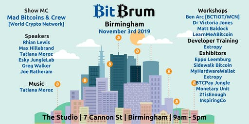 BitBrum 2019 Show & Conference