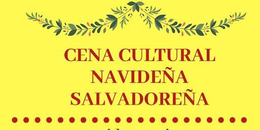 Cena Cultural Navidena Salvadorena