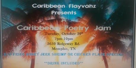 Caribbean Poetry Jam tickets