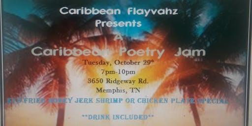 Caribbean Poetry Jam