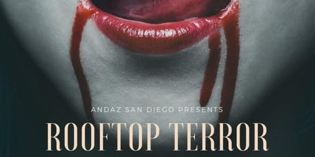 ROOFTOP OF TERROR  tickets