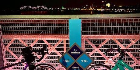 Downtown Memphis Night Bike Tour tickets