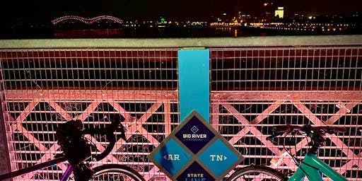 Downtown Memphis Night Bike Tour