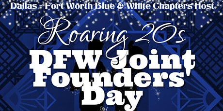DFW Joint Founders' Day Celebration tickets