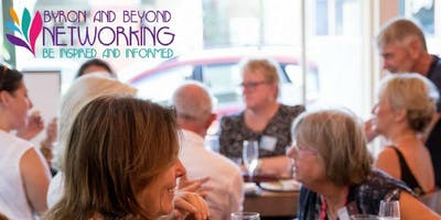 Lunch - Bangalow - Business Networking - 31st October, 2019