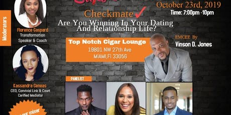 Checkmate: Are You Winning In Your Dating and Relationship Life? tickets
