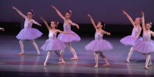 1st FREE CLASS 4-8 yrs old at Cynthia's Dance Center