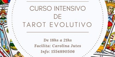 Formación Intensiva en Tarot Evolutivo
