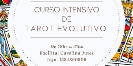 Formación Intensiva en Tarot Evolutivo entradas