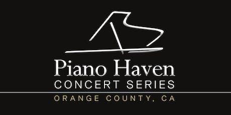 Piano Haven Concert Series - Orange County, CA tickets