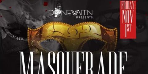 Masquerade Speed Dating & After Party