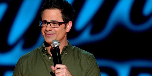 Stand UP Comedian Yannis Pappis Performs Live