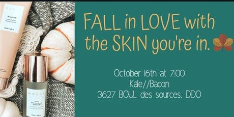 Fall in Love with the Skin You're in billets